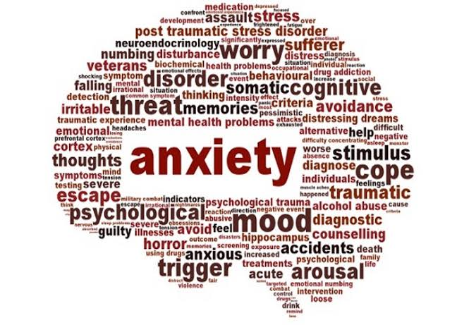 My Simple Top 5 Tips to Reduce Anxiety